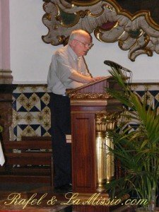 P. JOSEP BARCELÓ MOREY