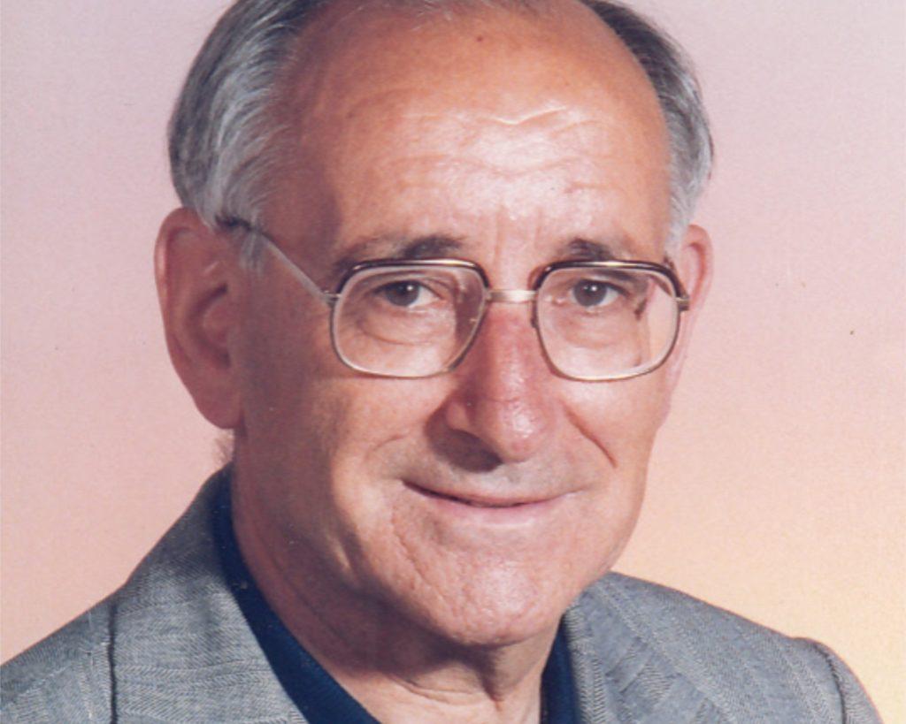 JOSÉ EGIDO SÁNCHEZ, CM